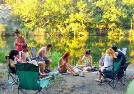 Camp Diaries