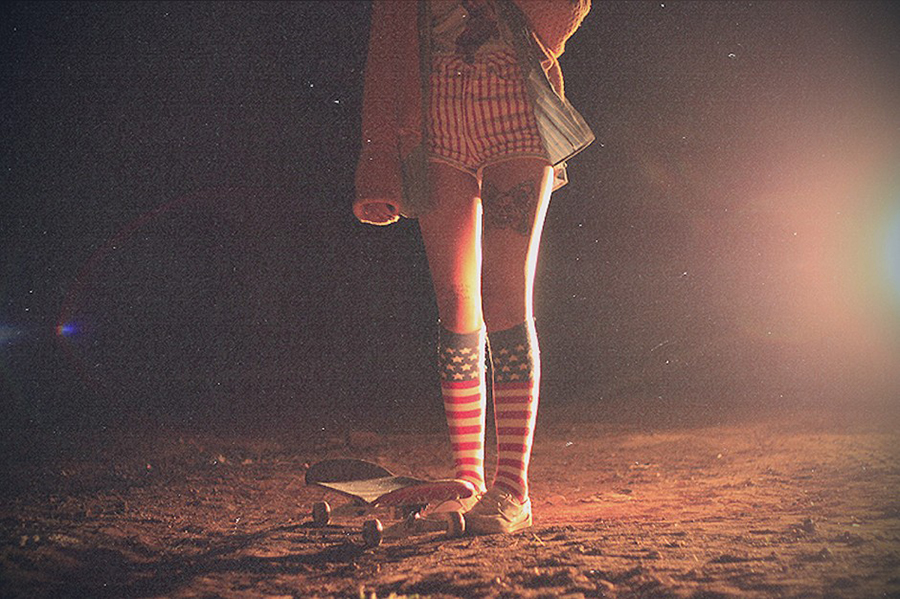 analog fotoğraf serisi midnight city cem çelik