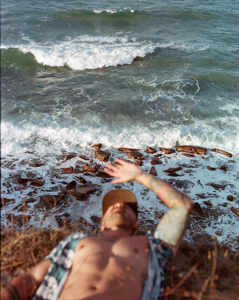 analog film photo series